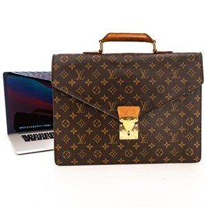 🎉HOST PICK! 🍾LOUIS VUITTON Macbook Briefcase